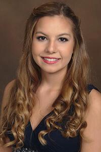 Alexandra Taylor Scholarship Winner