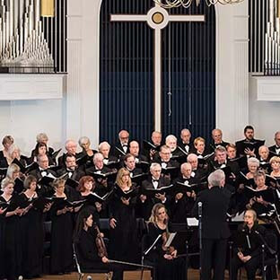 Voices of Naples First Concert